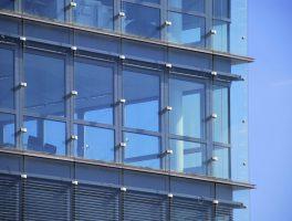 glass building close up